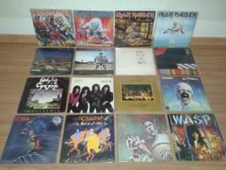 Lp Disco Vinil - Favor Ler a Descrição - Coleção Rock