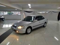 Honda Civic LX Automático 1.6 - 1999