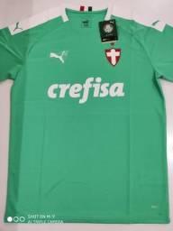 Camisa Palmeiras Third Puma 19/20 - P, M, G