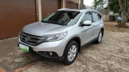 Honda CRV -2.0 EXL 4X4 (automática) - 2012