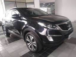 KIA SPORTAGE 2012/2013 2.0 EX 4X4 16V FLEX 4P AUTOMÁTICO - 2013