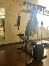 Estação de musculação NOVO - Multipla Fitness ST3000