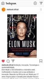Livro Elon Musk CEO Bilionário Futuro
