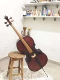 Violoncelo / Cello Nhureson Madeira Expoxta EVF