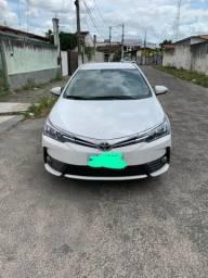 Corolla xei, 2.0, completo 2018/2019, único dono - 2018