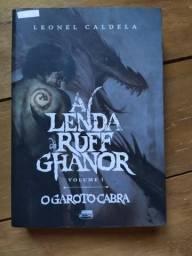 A lenda de Ruff Ghanor - Leonel Caldela