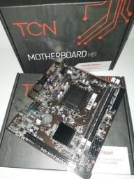 Kit placa mae e processador