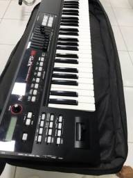 Vendo teclado XPS10 Roland com bag e Programação