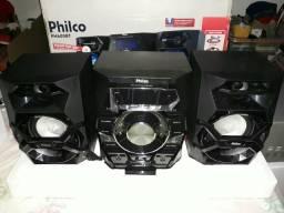 Mini Philco 500w, novo, nota fiscal e garantia