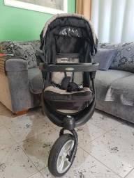 Travel System Carrinho de Bebê + Bebê Conforto Fox Kiddo