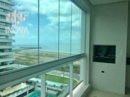 Apto Frente Mar | 4 Quartos | Na Ponta D'areia | Fino Acabamento |