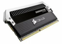 Memória Corsair Dominator Platinum 12GB (3x4GB) DDR3