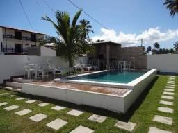 Carnaval, ilha itaparica 4/4, suite, mobiliada, piscina, condomínio fechado