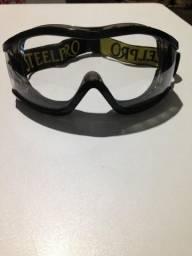 Oculos para capacete aberto ou motocross