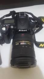 Nikon D90 top