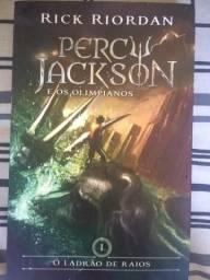 Percy Jackson O Ladrão de Raios