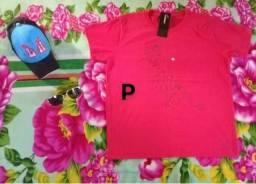 Promoção de camisetas