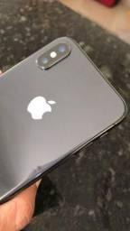 IPhone X de 256gb preto