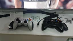 Vendo controles Wireless Xbox 360 e Logitech F710