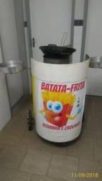Vendo carrinho de fritura/batata/salgados