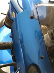 Carenagem frontal Suzuki MotoGP, 2015/2016, nova com pequeno defeito