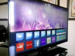 Novíssima TV 43 LED, SMART, Full HD Digital Philips (NetFlix, GloboPlay, Wi-Fi)