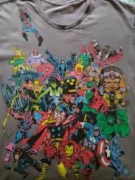 Camisa da Marvel Comics
