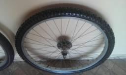 2 Rodas Bike Aro 26 Completas