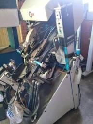 Máquina de apontar brhz3 7 pinças