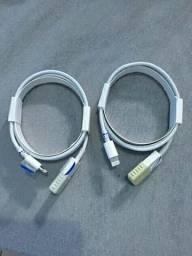 2 por 30 cabos Apple Iphone 6