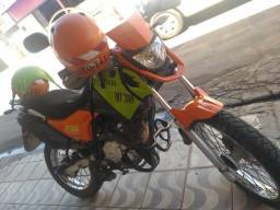 Vendo moto crosser 150 yamaha - 2015