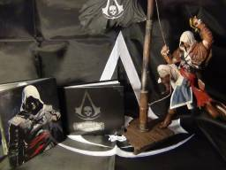 Troco Action figure Assasins Creed por Game Cube