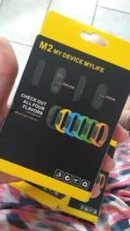 Pulseira inteligente My Life M2 Smartband