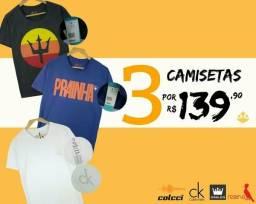 ec588b4785 Camisas e camisetas - Grande Salvador