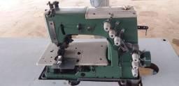 Máquina de Costura Embutideira/Fechadeira Plana Kansai