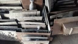 Placas, coquilhas, moldes para fundição de Ferro e Alumínio