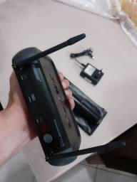 Microfone Shure Beta 58 (sem fio) profissional