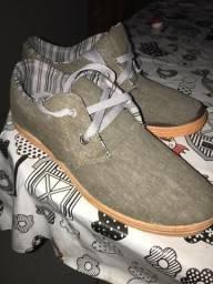 Vendo sapato estilo botas