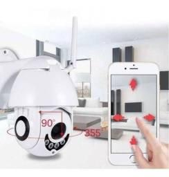 Usado, Câmera Ip Speed Dome Zoom Óptico Ptz Wifi Prova De Água comprar usado  Goiânia