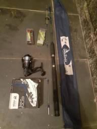 Conjunto de pesca