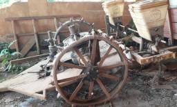 Roçadeira de Roda Santo Expedito - #4975