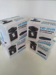 4 Câmeras Veicular HD DVR