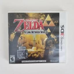 Zelda A Link Between Worlds - 3ds comprar usado  Vitória