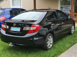 Honda Civic - 2012 -EXS - Top da Categoria - 2012