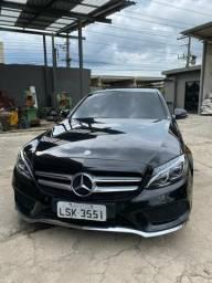 Mercedes Benz c250 blindado - 2016