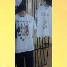 Camisas personalizadas e fardamentos