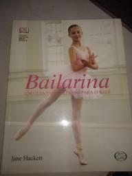 Livro Bailarina 25$