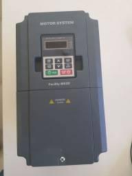 Inversor de frequência Toshiba para motor 5CV 220V