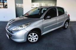 Peugeot 207 xr 1.4 2012/2012 manual (flex)