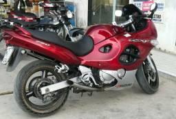 Moto Suzuki 750 GSX F 2007